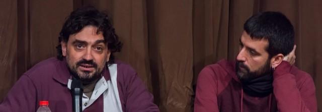 Els periodistes Jordi Borràs i Jesús Rodríguez, fan la seva visió a Castellbell i el Vilar sobre la violència de l'estat i al carrer