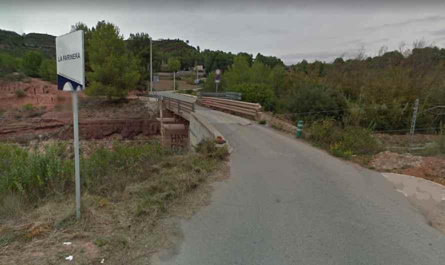 La diputació de Barcelona fa un estudi de millora del pont de la Farinera a Castellbell i el Vilar