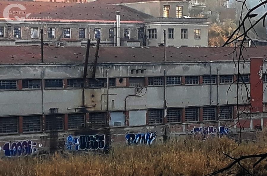 Graffitis Fabrica Burés 2018