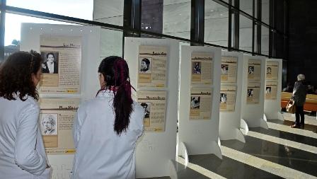 L'Hospital de Sant Joan de Déu de Manresa acull una exposició per donar a conèixer les aportacions de les dones en la ciència