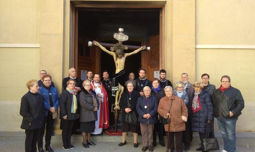 Via Crucis, a Monistrol de Montserrat