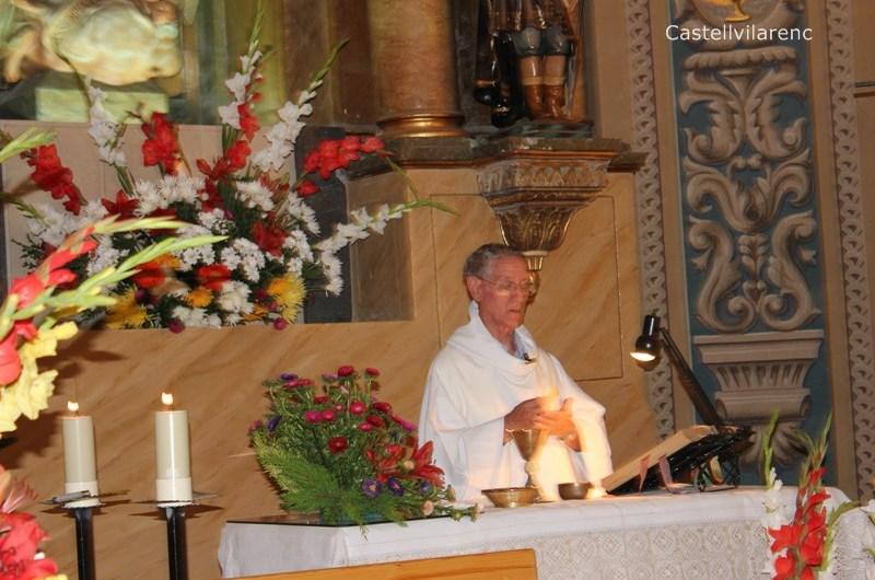 Ha mort el que va ser durant molts anys el rector de Santa Maria del Vilar de Castellbell i el Vilar, el Mòssen Àngel Salada.