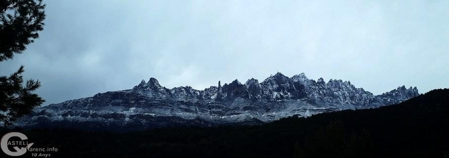 Protecció Civil alerta de nevades aquest dimecres al Pirineu i a la Catalunya Central(600mts)