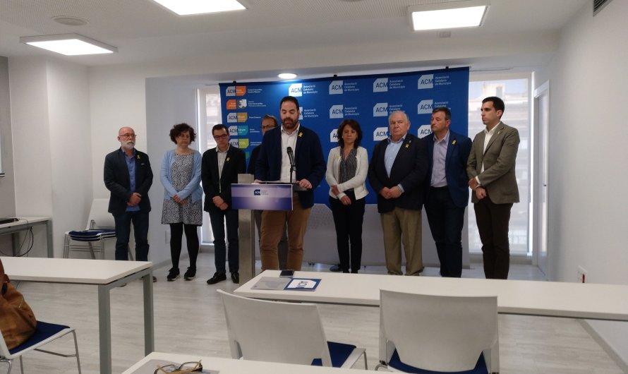 Els municipis explicaran la veritat dels fets de l'1 d'Octubre