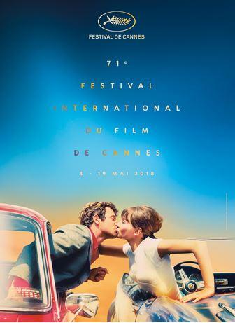 Crispetes i acció: La pompa oficial de la inauguració del 71 Festival de Cannes es tenyeix de sabor espanyol