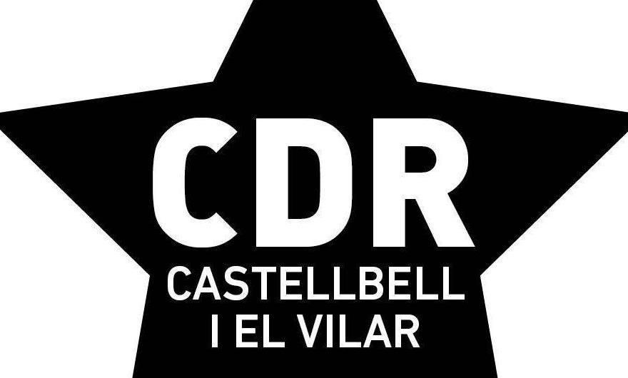 Comunicat del CDR i Castellbell X la Independència:Nosaltres respectem!