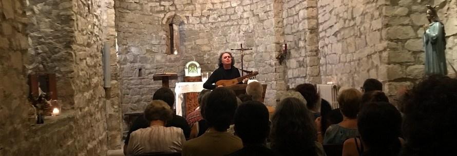 Castellbell i el Vilar, es trasllada a la música medieval