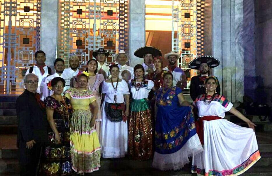 Orfeon Universitario de Puebla ( Mèxic)