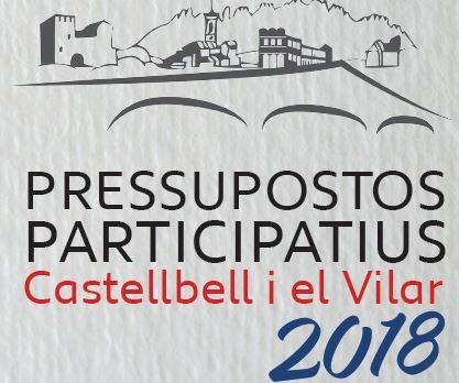 50 propostes per al presupost participatiu de Castellbell i el Vilar