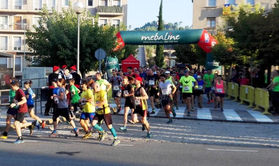 200 corredors participen a la Transenyera2018