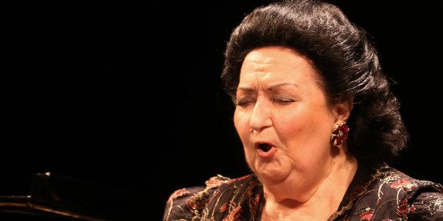 Mor Montserrat Caballé als 85 anys.