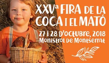 Presenten a Monistrol la Fira de la Coca i el Mató