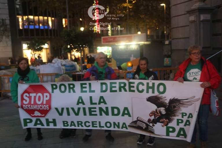 Catalunya recupera, per fi, els articles suspesos de la llei contra els desnonaments i la pobresa energètica