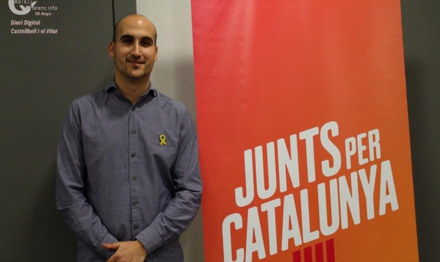 Moisès Fainé surt escollit com alcaldable de Castellbell dins la candidatura de Junts per Castellbell i el Vilar