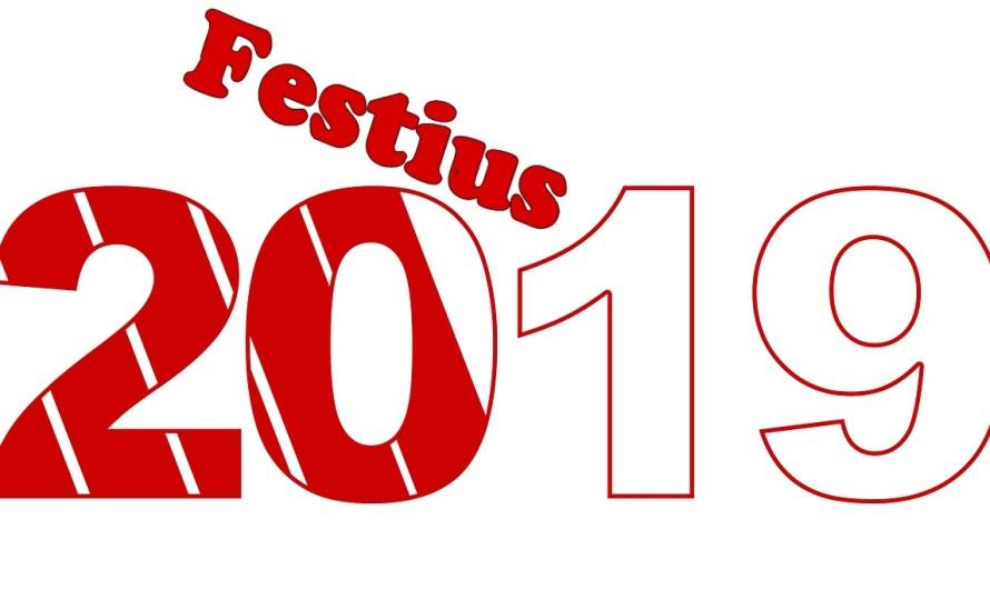 Aquests seran els festius del 2019