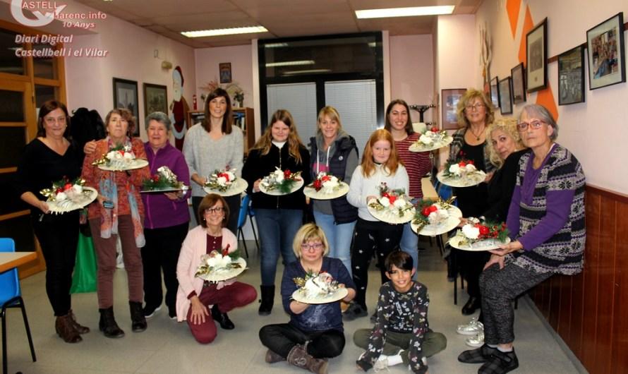 Nadal Creatiu a Castellbell: Tarda entretinguda per fer un centre nadalenc