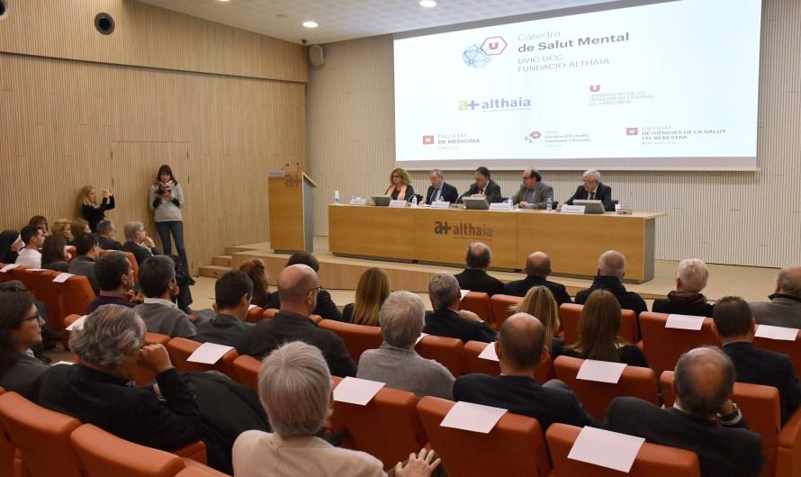 Neix a Manresa la primera Càtedra de Salut Mental de Catalunya
