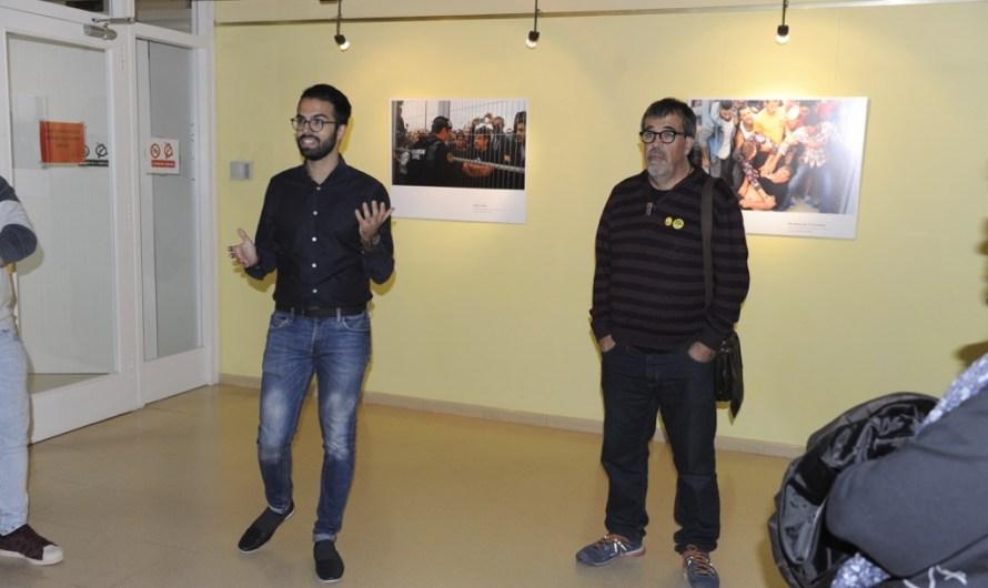 L'Espai Òmnium Bages acollirà l'exposició 'Els herois de l'1 d'octubre'
