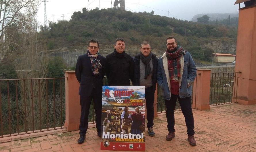Presenten a Monistrol l'edició del 2019 de la Festa dels Romeus