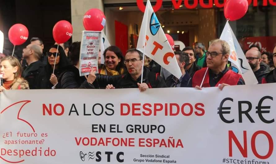Vodafone: No més acomiadaments!!!!!