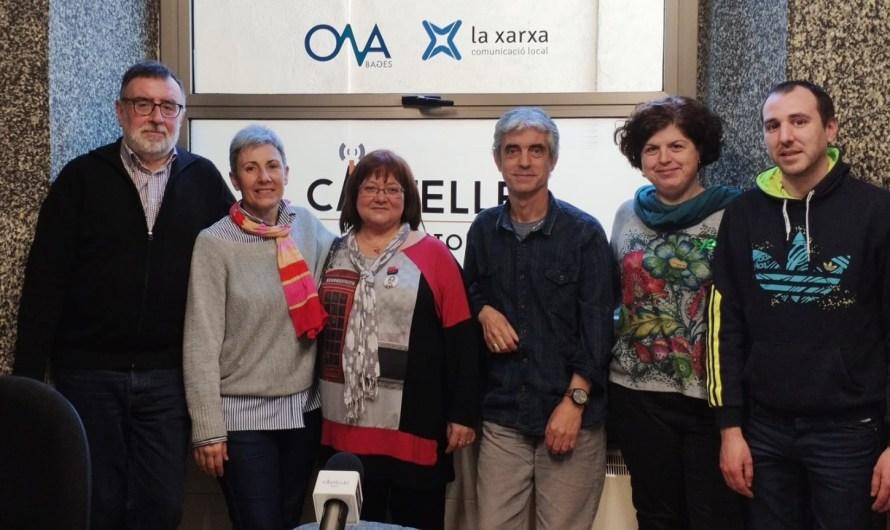 Atzavara: Xarxes de comunicació al Bages sud. Xarxes  Viàries i xarxes Ferroviàries