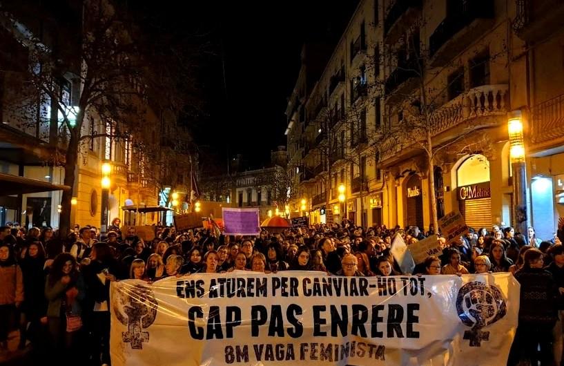 Castellbell i el Vilar celebra el dia de la dona.