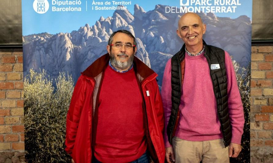 Castellbell i el Vilar present a la presentació a Olesa del Parc Rural de Montserrat
