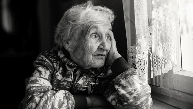 En record dels malalts d'Alzheimer.