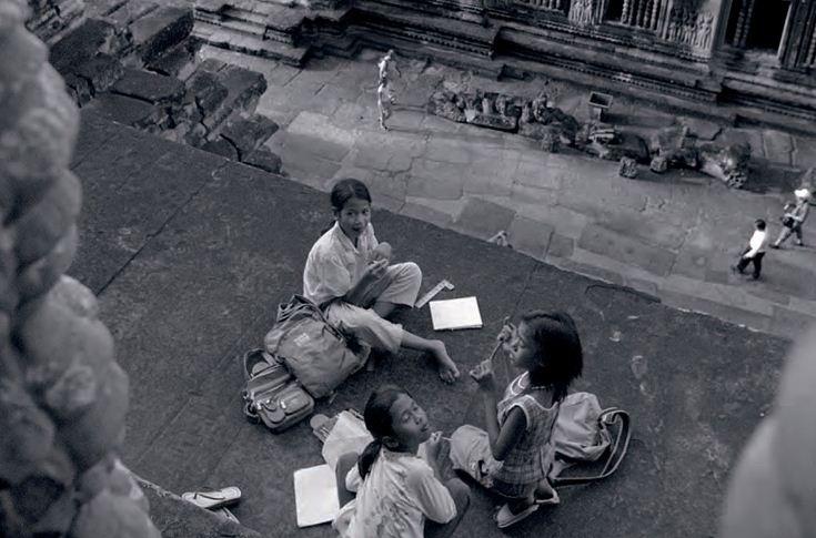 """L'exposició """"Escoles d'altres mons"""" es pot veure a l'antiga Biblioteca Mpal de Castellbell"""