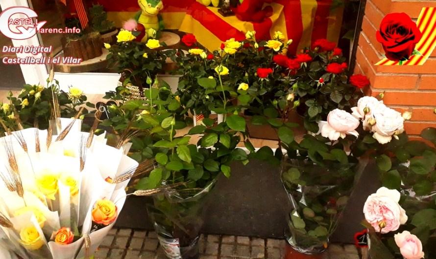Parades al Carrer i Tallers, així serà el Sant Jordi a Castellbell i el vilar