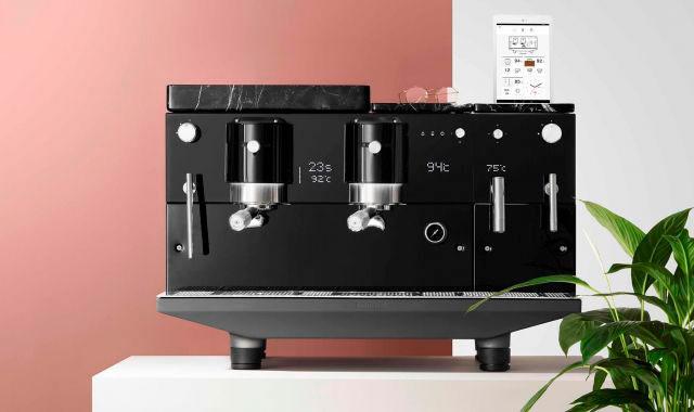 Iberital, la màquina de cafè del futur