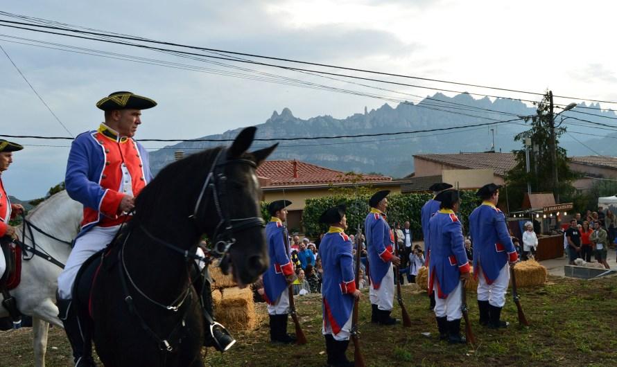 Castellbell i el Vilar celebrarà aquest cap de setmana l'aixecament reialista de Mansuet Boxó