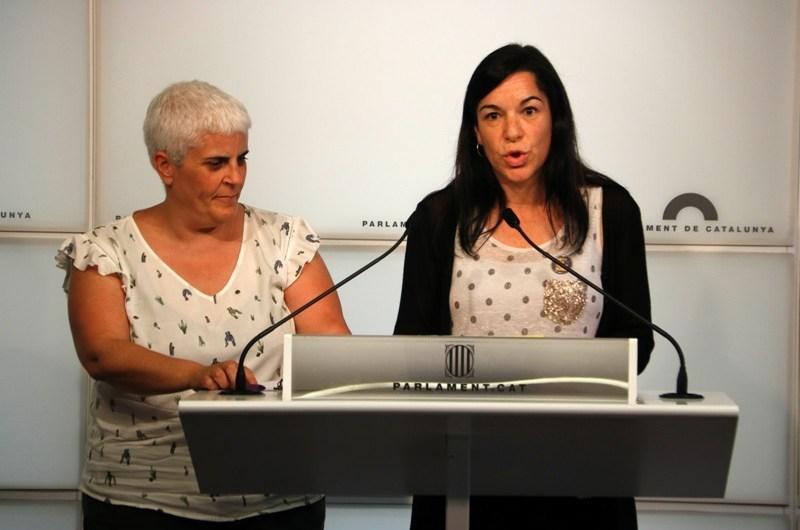 La santvicentina Adriana Delgado presidirà el ple de dones