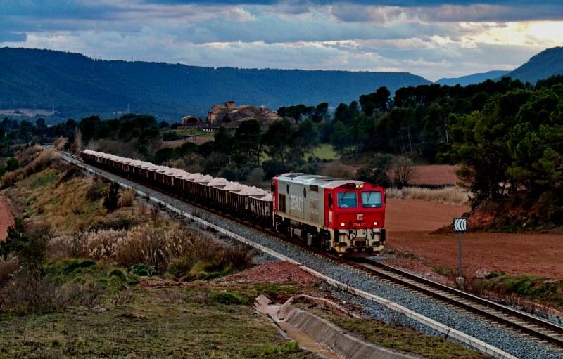 Ferrocarrils de la Generalitat comprarà noves unitats de mercaderies.