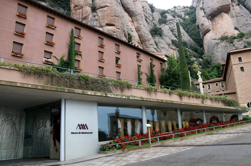 El museu de Montserrat mostra models de guix de Joan Rebull