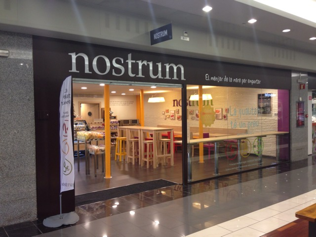 Nostrum tancarà les cuines centrals de Sant Vicenç de Castellet
