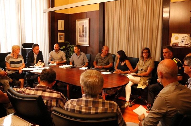 L'Ajuntament de Manresa es compromet a augmentar la presència policial i crearà un pla contra les agressions sexuals