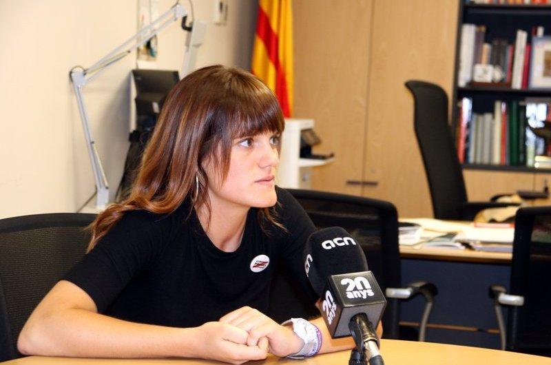 La delegada de la Generalitat a la Catalunya Central apel·la al fet que cal un Govern a Madrid per desencallar projectes