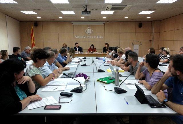 El Consell Comarcal aprova una moció per reobrir Consultoris mèdics