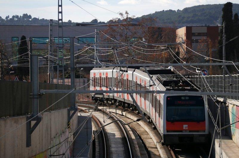 Un ferit de poca gravetat en un atropellament de la R5 al túnel entre Manresa i Sant Vicenç de Castellet