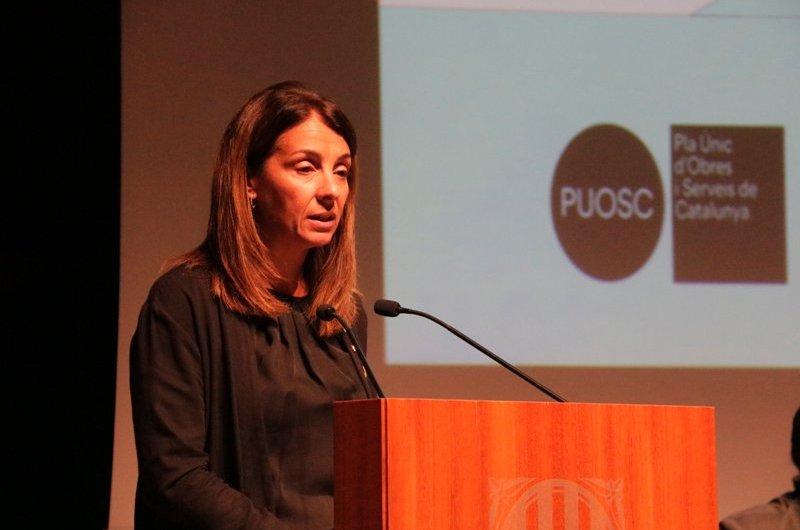La Generalitat presenta el nou PUOSC 2019-2024