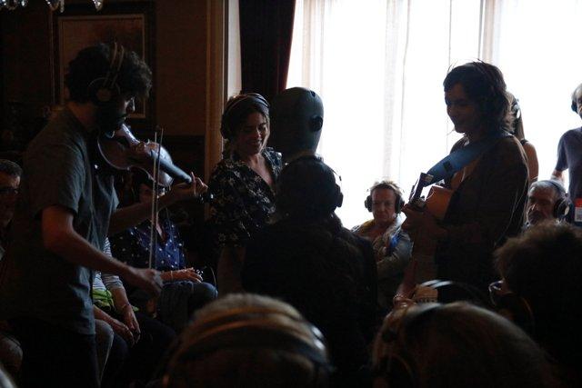 Marala Trio canta a cau d'orella un repertori