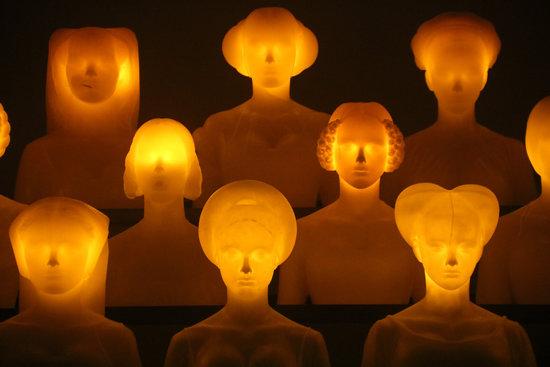 L'escultor gironí Gerard Mas porta la seva irreverència i ironia a Montserrat