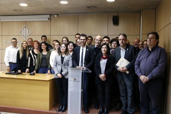 Els alcaldes del Bages demanen més inversions en infraestructures