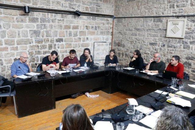 Crispació després del ple de Santpedor per l'abolició de les vaquetes
