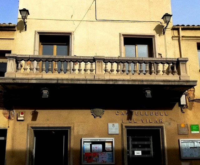 Castellbell i el Vilar licita les obres per rehabilitar l'edifici de l'Ajuntament