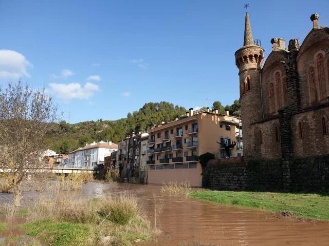 Castellbell i el Vilar aprovarà una declaració d'emergència per acollir-se a les ajudes per reparar les destrosses del temporal