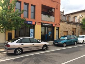 L'antiga oficina de caixa Manresa tanca portes a mitjans de Febrer