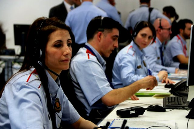 Els Mossos comencen a gestionar aquest dilluns les comarques centrals els avisos del 112 de Reus