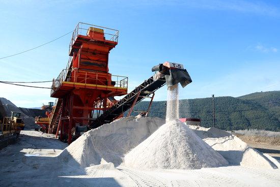Una persona mor a la mina de Vilafruns d'ICL